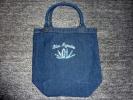 ブルーインパルス バッグ Blue Impulse デニム JASDF 青色文字