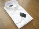 即決新品 デュエボットーニ BD ドレスシャツ 41-84 形態安定 白