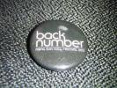 RSRライジングサン2013 バッジ back number