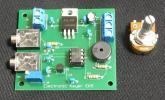エレキー基板、VR1ケ 12F683EK5 (PIC12F683使用)