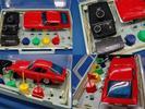 昭和40年代!日本模型◆ミニコン マセラーティ 3700GT