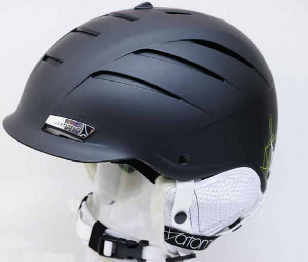9c9d37d5e79 14 ATOMIC AFFINITY lf W helmet sizeS 53-56cm Black  Real Yahoo ...