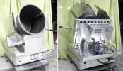 ◆分解清掃整備済!タニコー都市ガス回転式炒め機RG-350H