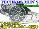 TECHNOS MEN'S Chronograph