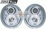 【M's】R50 R52 R53 ミニ R16 LEDデーライトLOOK ツインキセノン