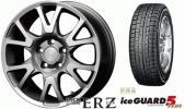 ◆BMW X3(F25)◆ENCO ERZ&ヨコハマ IG50+ 225/60R17