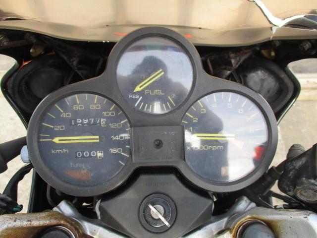 ▲5840▲ホンダ CBX250S ブラック MC12 書類なし 部品取り車 不動 愛知_画像10