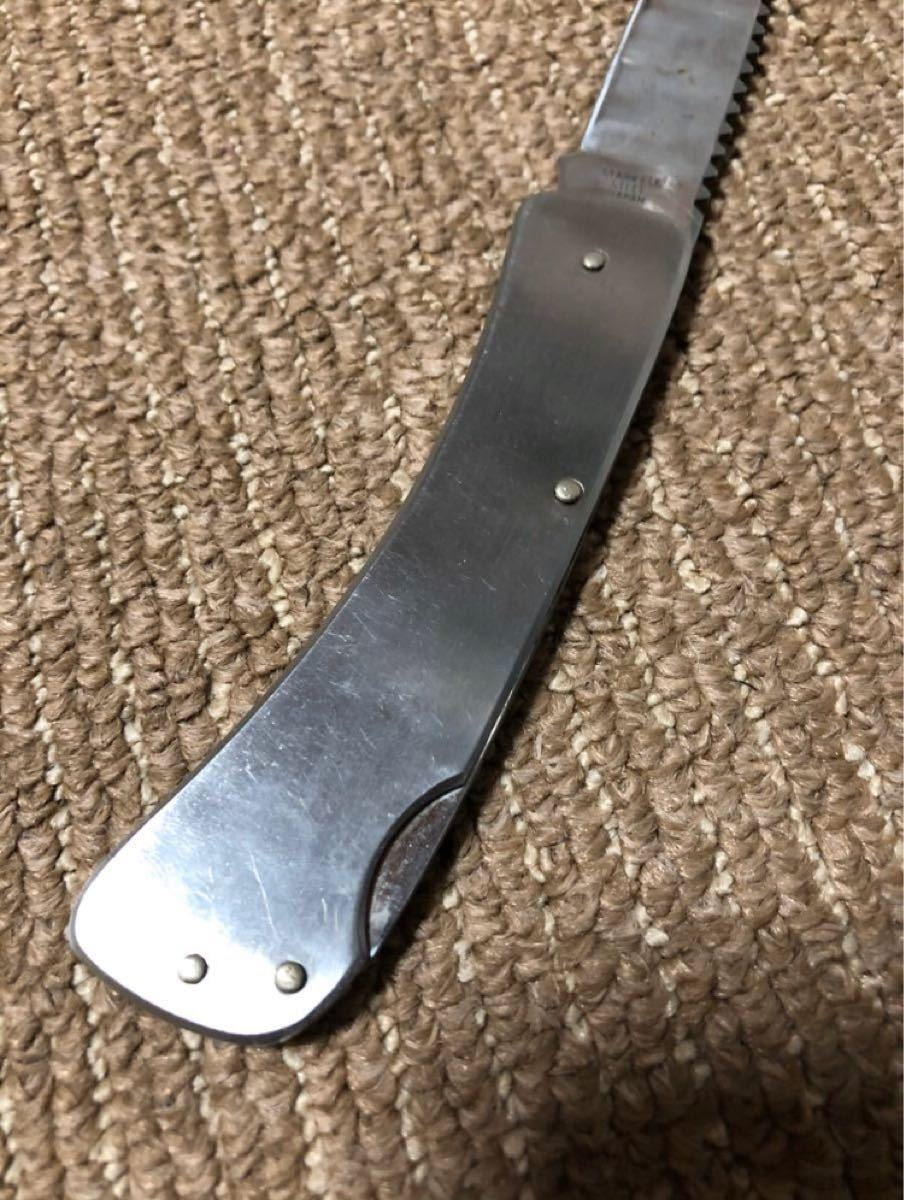 ステンレスナイフ