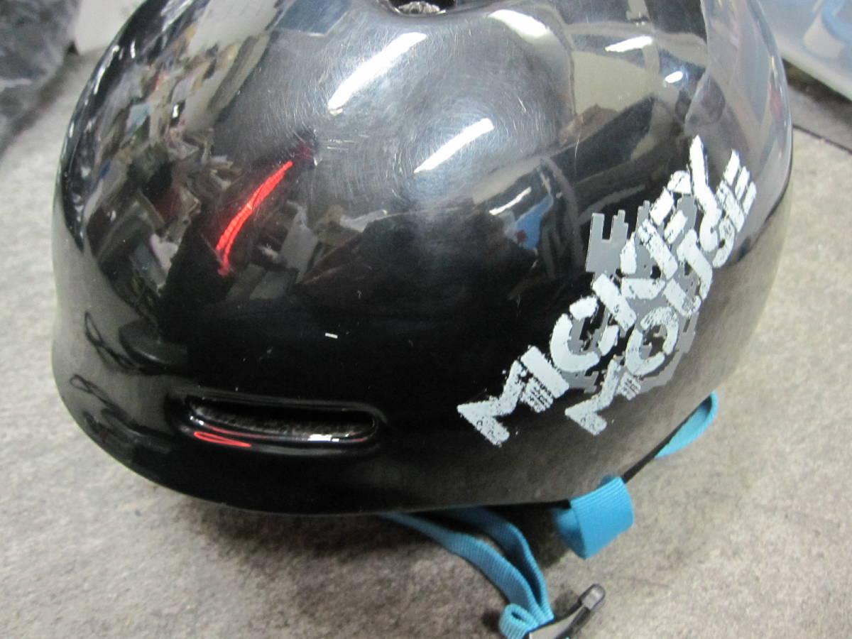 ♪♪【ヘルメット】 中古 MCKEY MOUSE 子供用 サイズ不明(明記なし)♪♪_画像1