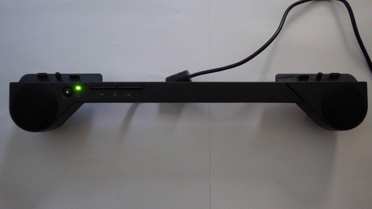 ☆即決!Lenovo(レノボ) ThinkVision USBサウンドバー!!☆