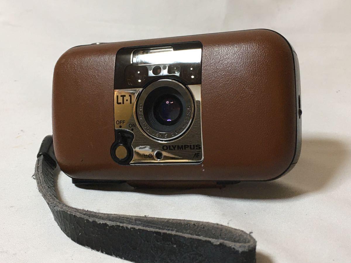 #Z-3☆OLYMPUS オリンパス フイルムカメラ LT-1 動作未確認