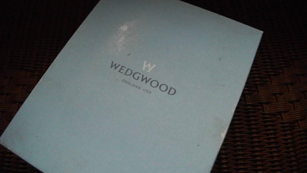 ウェッジウッド ワイルドストロベリー ペア ワイングラス 苺xドット柄 ドイツ製_画像9