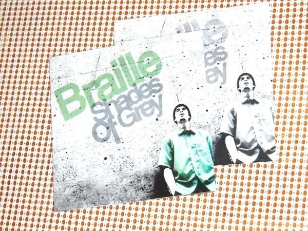 廃盤 Braille ブレイル Shades Of Grey / Lightheaded 4 Days In Geneve Beautiful Eulogy メンバー/アングラ良作 9th wonder Rob Swift