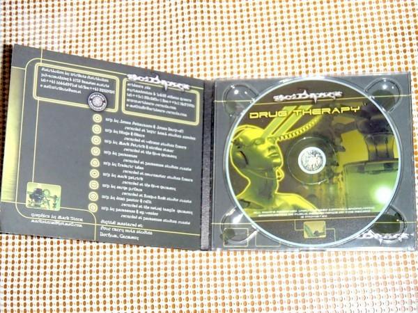 廃盤 Drug Therapy / Acidance/ Logic Bomb Labyrinth Parasense Neuromotor Xenomorph Fungus Funk Earthling Domi Pastor Aerodance 収録