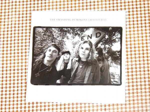 廃盤 The Smashing Pumpkins スマッシング パンプキンズ Rotten Apples Greatest Hits / 18曲入 良ベスト Billy Corgan + James Iha