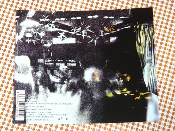 廃盤 Kaos & Sal P. Collectors Series Pt2 Danse Gravite Zero/電子DISCO NO WAVE DUB 良MIX/ Residents Liquid Liquid Augustus Pablo TG