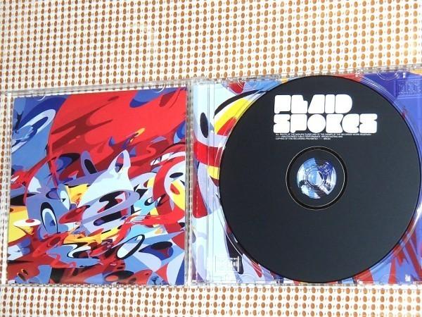 廃盤 Plaid プラッド Spokes スポークス/ WARP / ex: Black Dog Productions / アシッド + 叙情的 IDM 緻密な音作りの良作 / プレイド