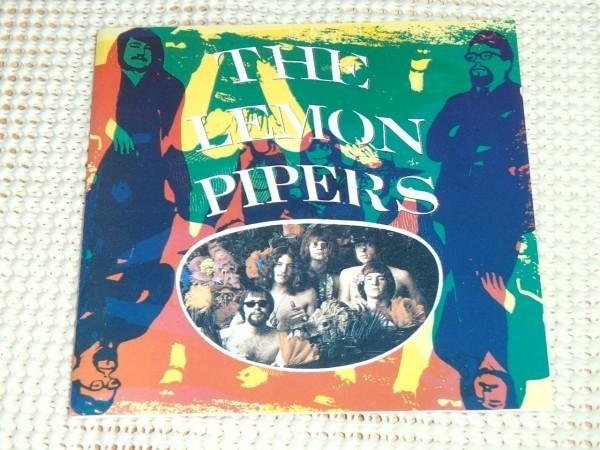 廃盤 The Lemon Pipers レモン パイパーズ / UK 良質 サイケ ポップ Green Tambourine Jelly Jungle 等 20曲収録良選曲 ベスト /バブルガム