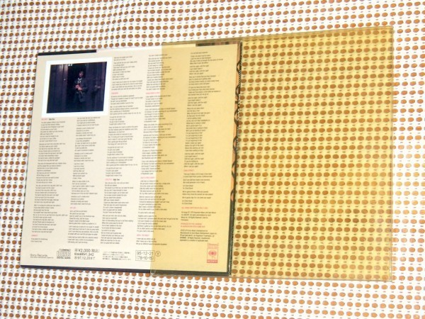 廃盤 紙ジャケ Billy Joel ビリー ジョエル 52nd Street ニューヨーク 52番街 / Ted Jensen ( Sterling )マスタリング / Steve Khan 参加