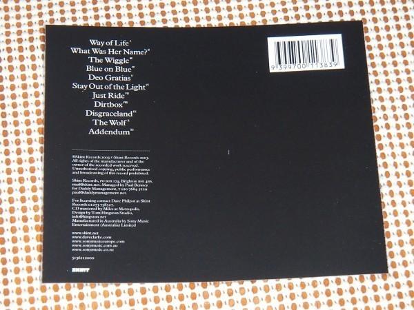 廃盤 Dave Clarke デイブ クラーク Devil's Advocate / Skint / UK テクノ 先駆者/ Chicks On Speed DJ Rush Mr Lif 参加 Miles Showell