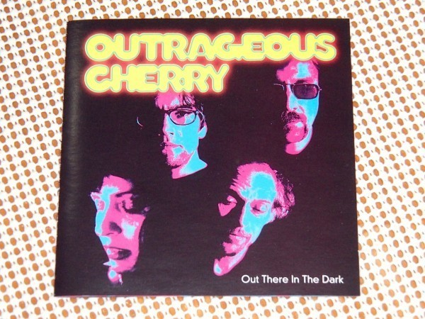 US初出 廃盤 Outrageous Cherry アウトレイジャス チェリー Out There In The Dark / Del-Fi / デトロイト サイケ Larry Ray ( Ivories )