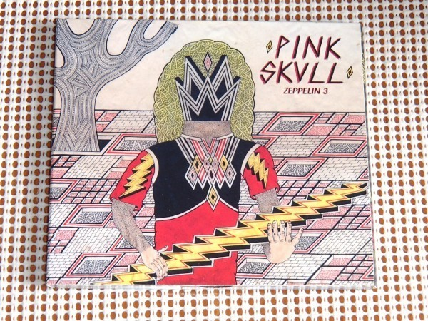 廃盤 Pink Skull ピンクスカル Zeppelin 3 / POPな アナログ電子DISCO 隠れた良作/ An Albatross Julian Grefe GFS Ropers Down-fi 関連