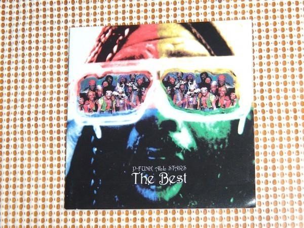 廃盤 George Clinton & P-Funk All Stars The Best / 軍団 レア曲収録 良ベスト/ Funkadelic Parliament Brides Of Funkenstein 等収録