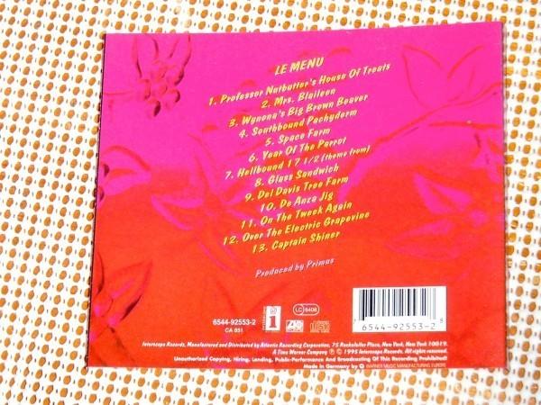 廃盤 Primus プライマス Tales From The Punchbowl / Les Claypool + Tim(ex: Meat Puppets ) + Larry(ex: Possessed Blind Illusion )