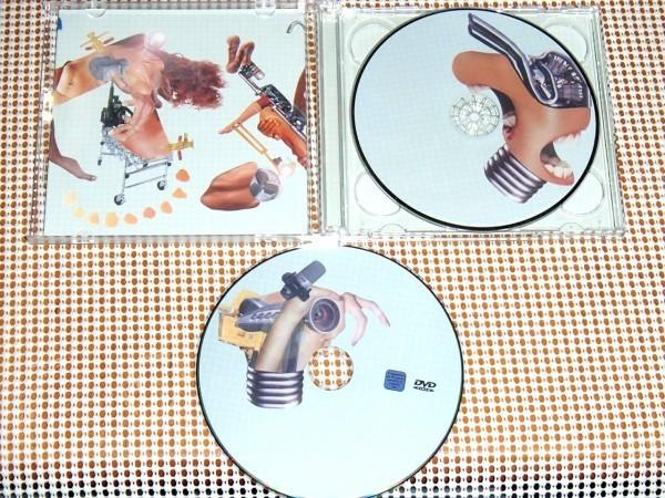 廃盤 レア 初回DVD付 The Dillinger Escape Plan Miss Machine ミス マシーン ザ デリンジャー エスケイプ プラン Relapse