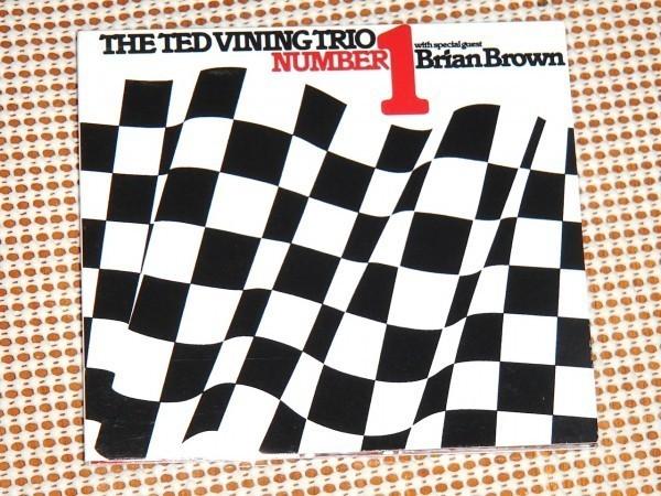 廃盤 The Ted Vining Trio テッド ヴィニング Number 1 /豪良質 JAZZ / JOHN COLTRANE Impressions Naima カヴァー収録 Brian Brown 参加_画像1