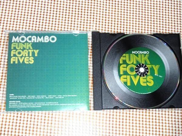廃盤 Mocambo Funk Forty Fives モカンボ ファンク 45 / 現行 ディープ ファンク レア 音源集 / SOUNDSTYLISTICS SPEDOMETER James Taylor