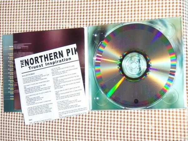廃盤 The Northern Pikes ノーザン パイクス Truest Inspiration / カナダ 正統派良バンド / Jay Semko 在籍 David Baxter Bob Egan 参加