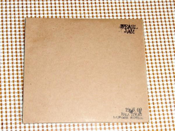 レア廃盤2CD Pearl Jam 19 6 00 Hala Tivoli Ljubljana Slovenia パールジャム 名ライヴ   Eddie Vedder Temple of the Dog soundgarden
