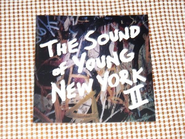廃盤 The Sound Of Young New York II / The Glass !!! I:Cube The Stills The Faint ( Ursula 1000 REMIX)等収録 NW DISCO PUNK コンピ