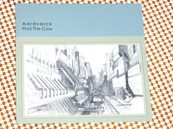 廃盤 Aardvarck アードヴァーク Find The Cow / Delsin / オランダ産 デトロイト テクノ + WARP IDM 的 名作/ Sandor Caron マスタリング