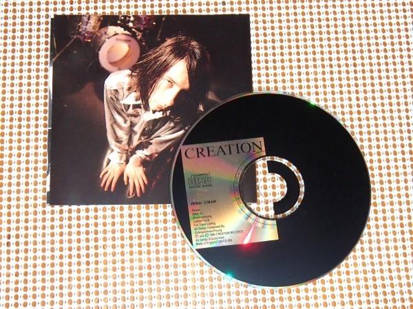 廃盤 UK 初出盤 Primal Scream プライマル スクリーム / Creation Records/ Bobby Gillespie Martin Duffy Philip (The Durutti Column V2)