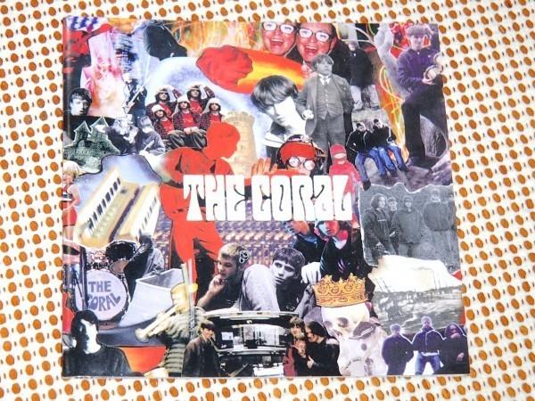 廃盤 The Coral コーラル / Deltasonic / Lee Southall James Skelly Bill Ryder-Jones 在籍 /UK インディー サイケ ガレージ POP 名作
