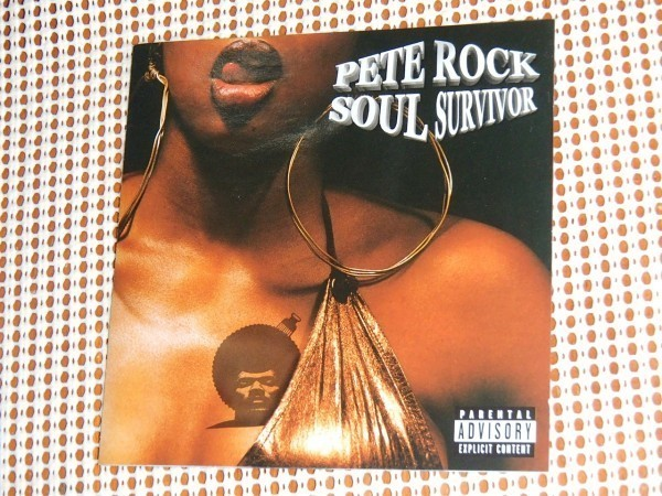 Pete Rock ピート ロック Soul Survivor / Loud Records / Method Man Large Professor Inspectah Deck Kurupt CL Smooth 等参加 良作_画像1
