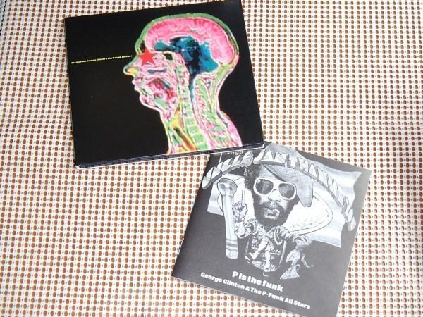 廃盤 George Clinton & The P-Funk All Stars P Is The Funk / Funkadelic Parliament Brides Of Funkenstein Traylewd 等ドス黒レア音源集