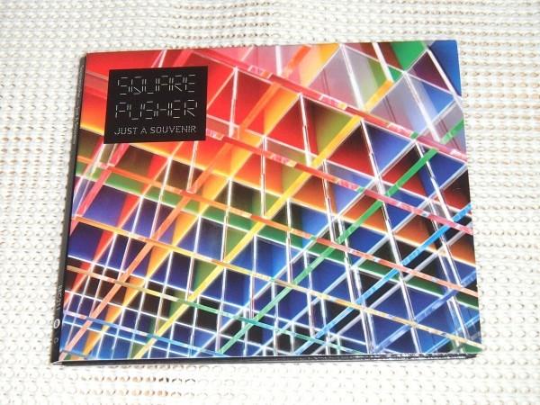 廃盤 Squarepusher スクエアプッシャー Just A Souvenir / WARP / 1曲追加盤 超絶ベース+爆裂サウンドとPOPなメロディーを併せ持つ良作