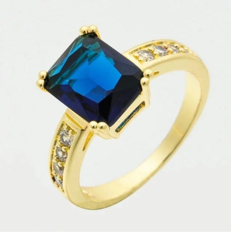 S1704 【今だけセール】 イエローゴールド リング 女性 指輪 レディ―ス ファッション アクセサリー ジュエリー_画像5