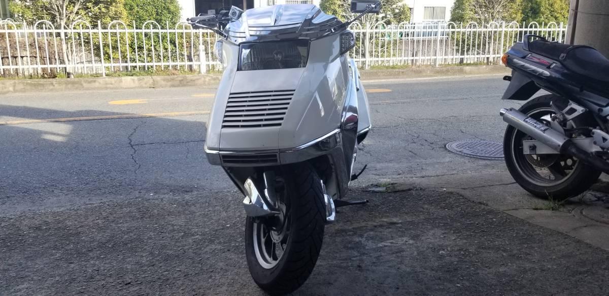 HONDA ホンダ フュージョンX 美車 MF02 現状販売 大阪