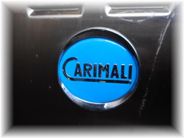 SP9389 CARIMALI カリマリ ブルーマチック コーヒーマシーン _画像6