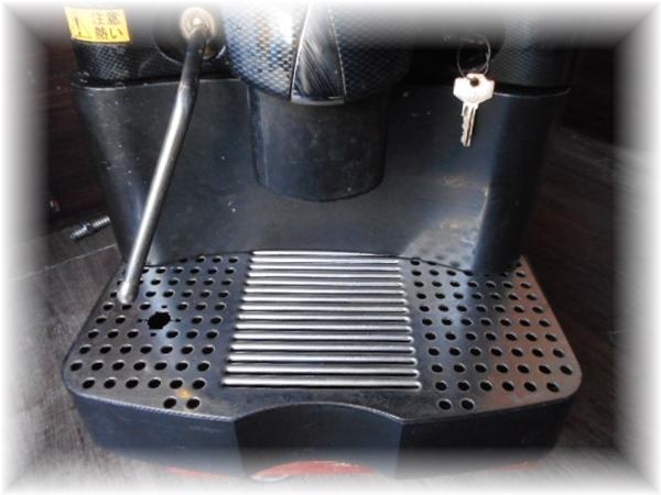 SP9389 CARIMALI カリマリ ブルーマチック コーヒーマシーン _画像7