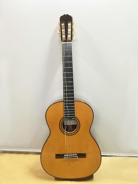353●希少☆MASARU KOHNO/河野賢 Professional-J 1998年製 クラシックギター 良品 ハード