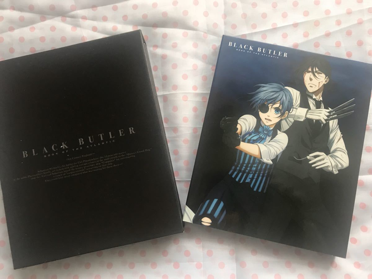 劇場版黒執事Book of the Atlantic(限定版) Blu-ray