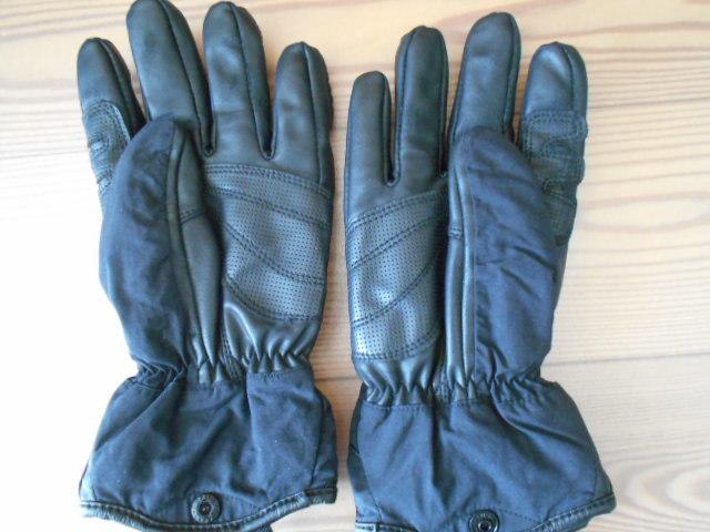 3回使用のみ ノースフェイス 合成皮革の薄手スノーグローブ スキーグローブ スノーボードグローブ Sサイズ _画像5