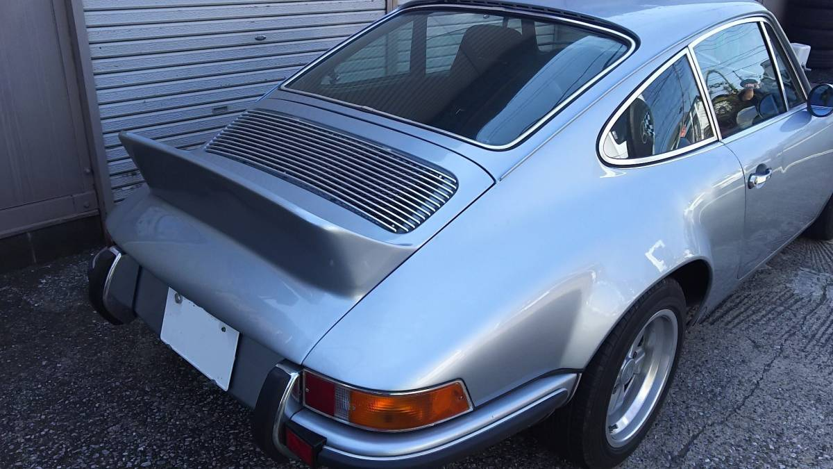 70y ポルシェ911T 5MT RSルック_画像2