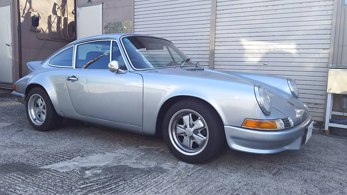 70y ポルシェ911T 5MT RSルック_画像3