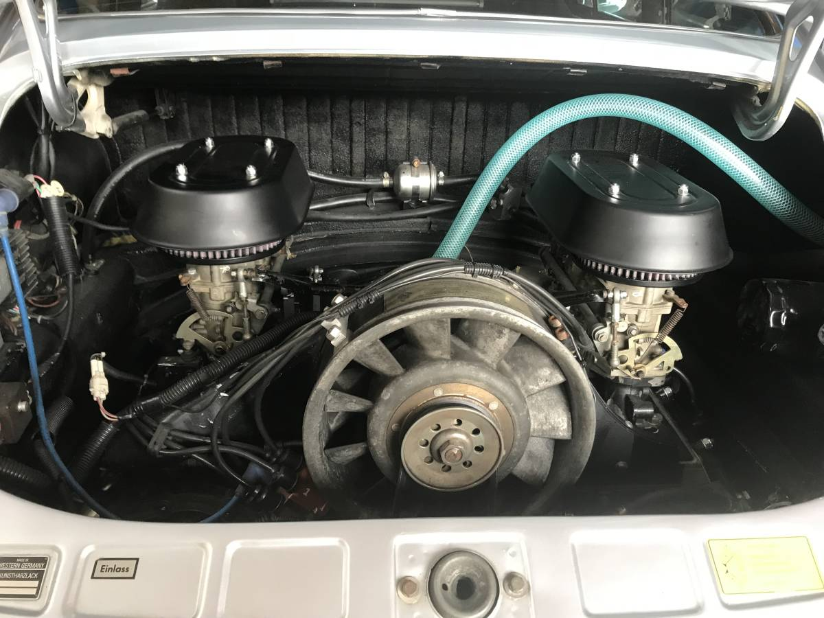 70y ポルシェ911T 5MT RSルック_画像4